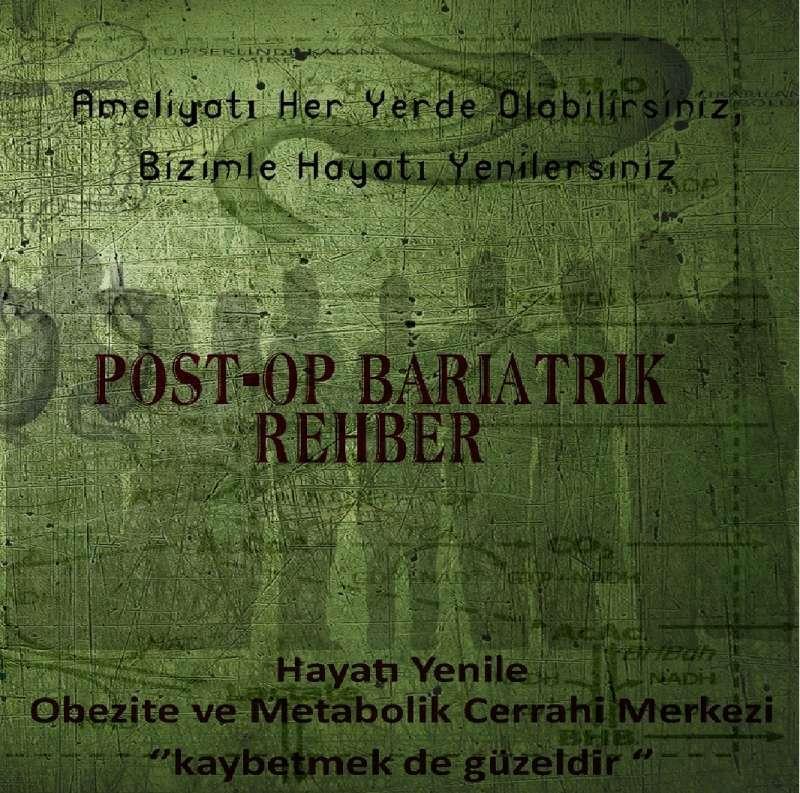 Post-Op Bariatrik Rehber