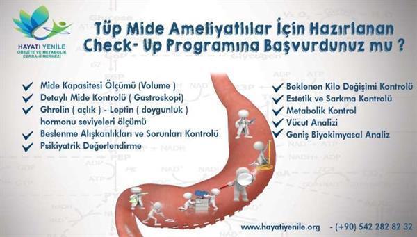 hayatı yenile obezite ve metabolik cerrahi